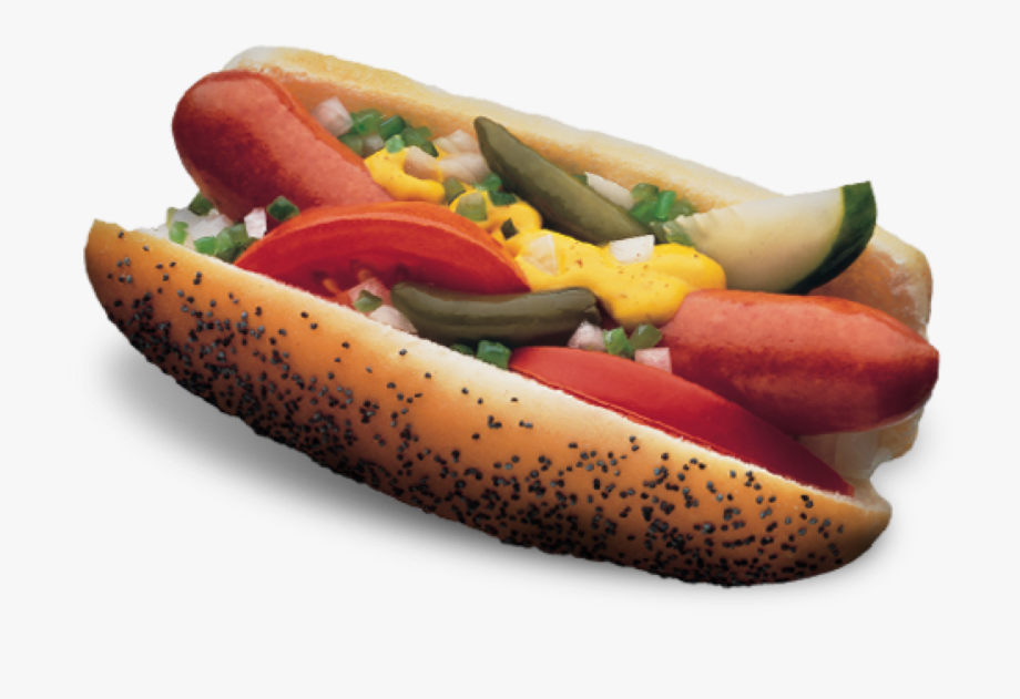 Chicago hot dogs clipart jpg freeuse download Hot Dog Png Weiner - Chicago Hot Dog #748407 - Free Cliparts on ... jpg freeuse download