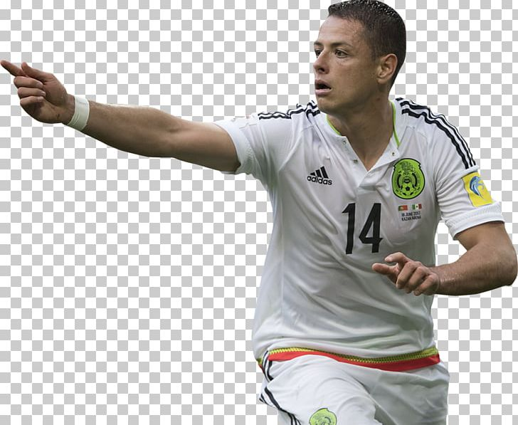 Chicharito clipart png transparent Javier Hernández Bayer 04 Leverkusen Football Player Jersey PNG ... png transparent