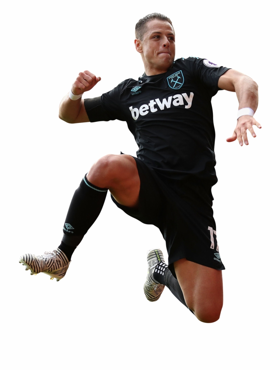 """Chicharito clipart jpg free library Javier """"chicharito"""" Hernandez Render - Javier Hernandez West Ham Png ... jpg free library"""