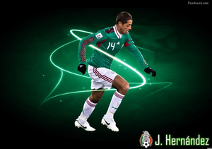 Chicharito clipart graphic freeuse download Chicharito Hernandez | Free Images at Clker.com - vector clip art ... graphic freeuse download