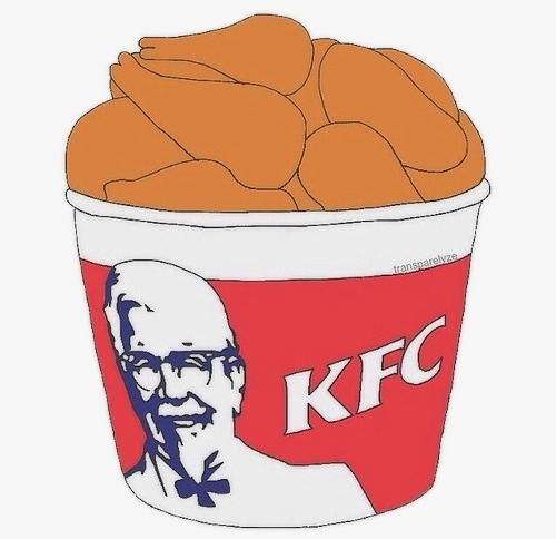Chicken bucket clipart svg transparent Download kfc bucket of chicken clipart KFC Fried chicken | Chicken ... svg transparent