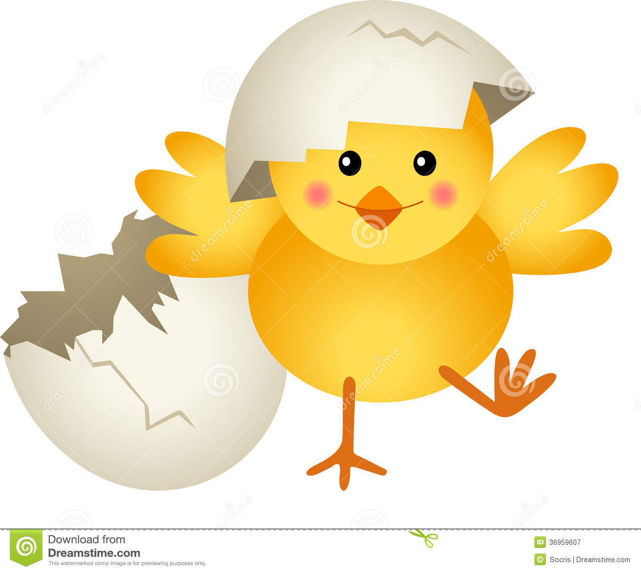 Chicken coming out of an egg clipart svg transparent download Chick Coming Out Of Egg Clipart svg transparent download