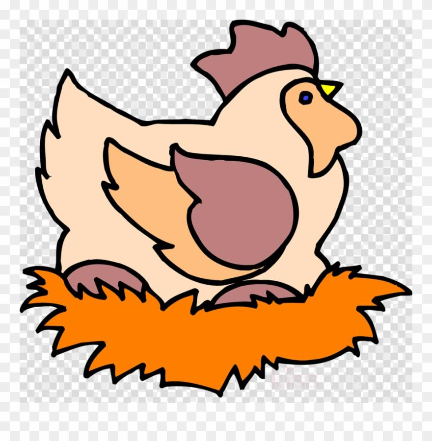 Chicken on nest clipart clip art transparent download Chicken On Nest Clipart Chicken Clip Art - Chicken - Png Download ... clip art transparent download