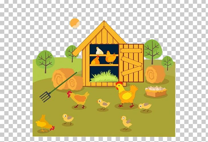 Chicken pultry pictures clipart clipart royalty free download Chicken Farm Drawing Agriculture PNG, Clipart, Animals, Art, Balloon ... clipart royalty free download