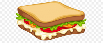 Chicken sandwich clipart image freeuse stock Hamburger Chicken sandwich Egg sandwich Submarine sandwich Cheese ... image freeuse stock