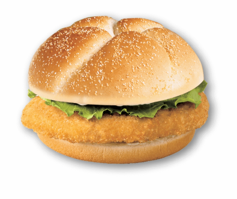 Crispy chicken burger clipart jpg royalty free download Crispy Chicken Sandwich - Crispy Chicken Sandwich Png Free PNG ... jpg royalty free download