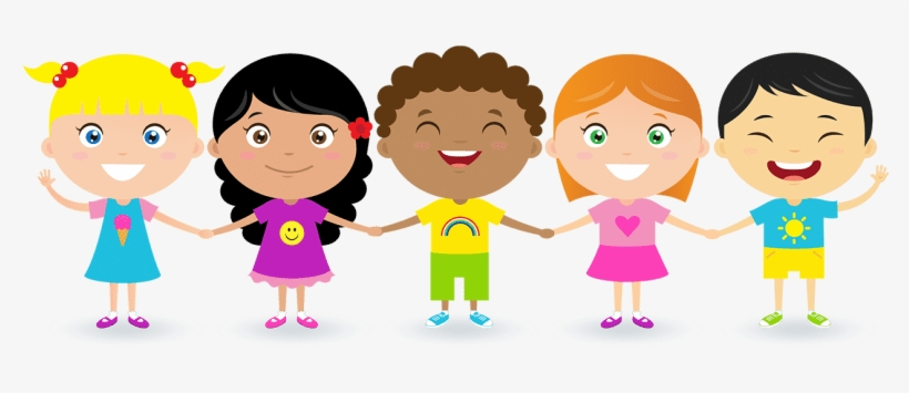 Childrent clipart svg transparent 15 Happy Children Png For Free On Mbtskoudsalg - Children Holding ... svg transparent