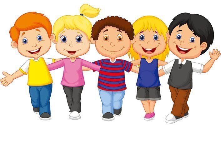Childrent clipart jpg library stock 20+ Happy Children Clipart | ClipartLook jpg library stock