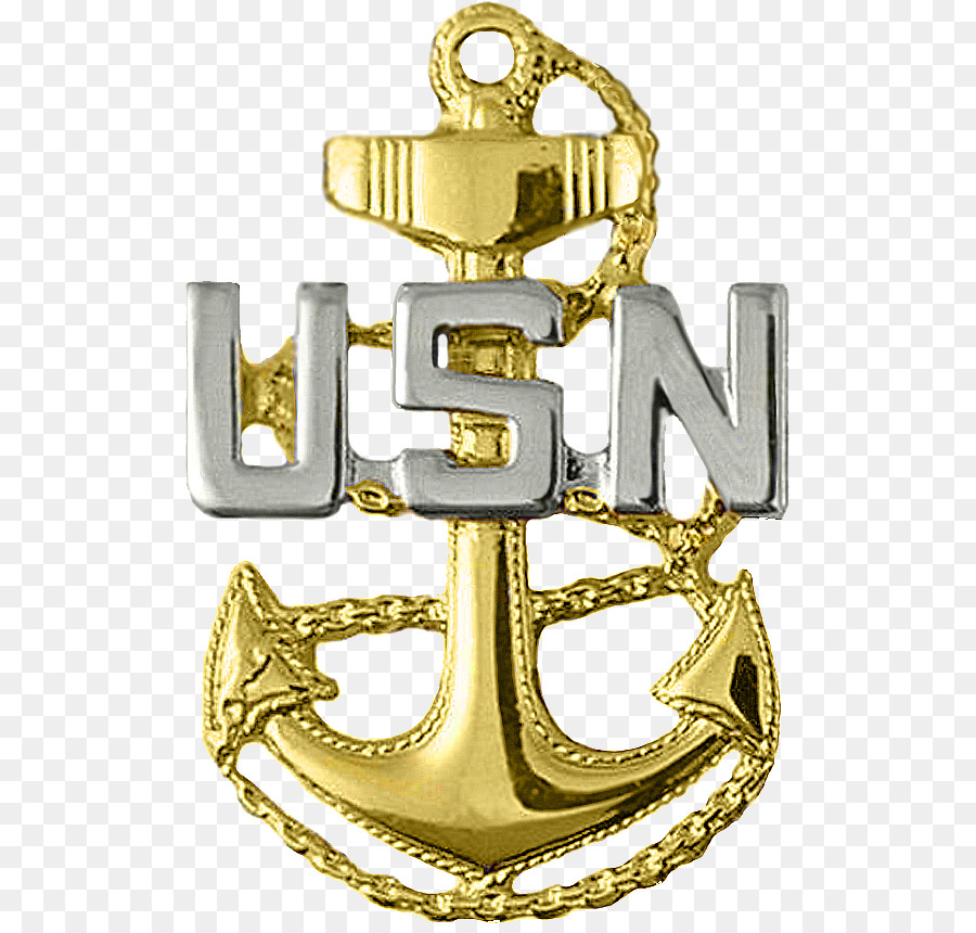 Navy chief anchor clipart