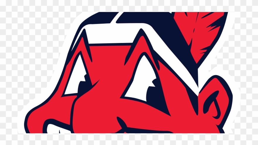 Chief wahoo logo clipart