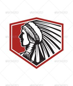 Chieftain logo svg clipart picture library Indian Clipart Logo | Clipart Panda - Free Clipart Images | Cricut ... picture library