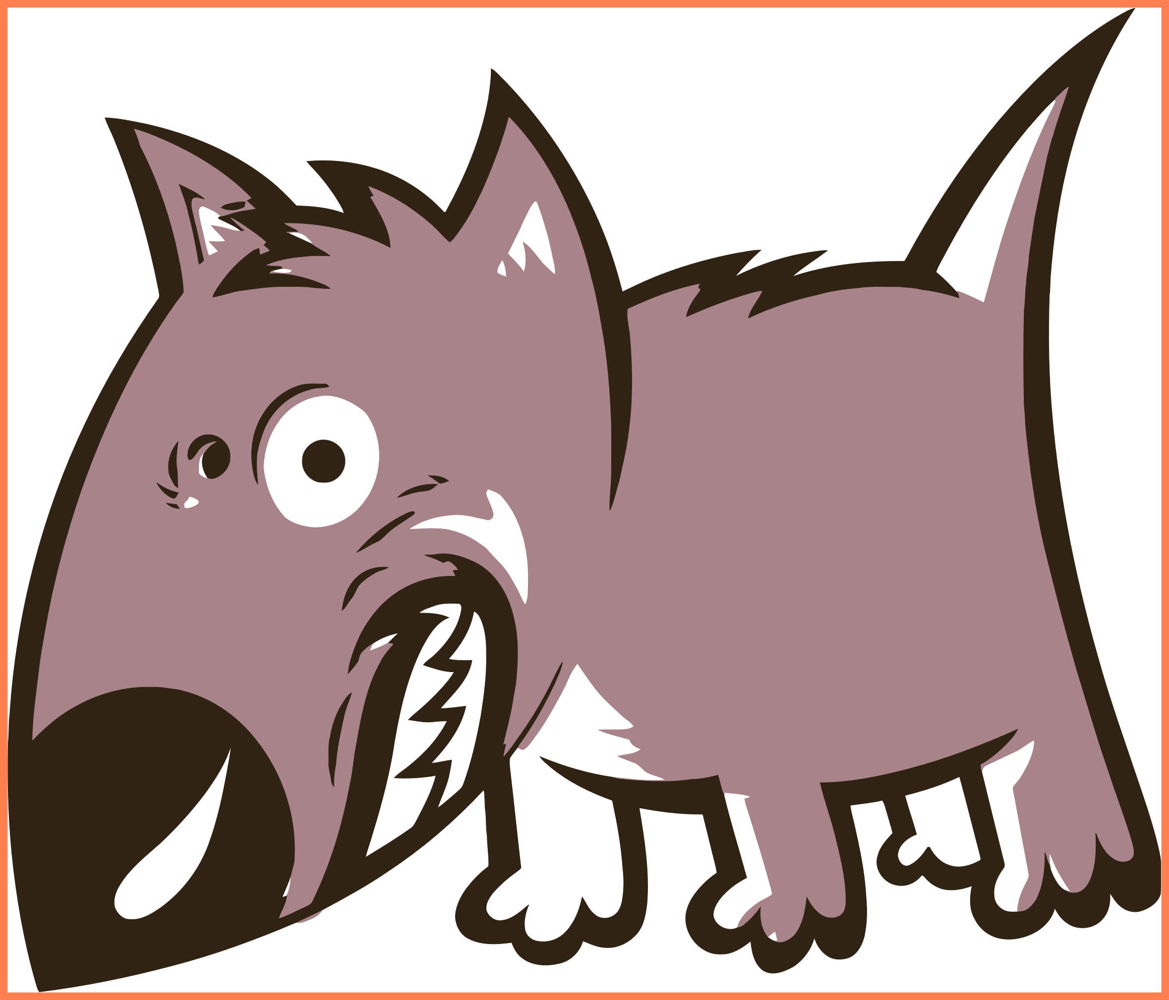 Fascinating photo graphics org. Dog clipart funny