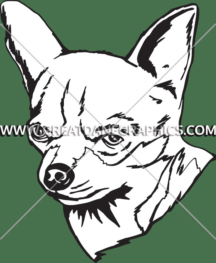 Chihuahua dog clipart clip art library stock Chihuahua Line Drawing at GetDrawings.com | Free for personal use ... clip art library stock