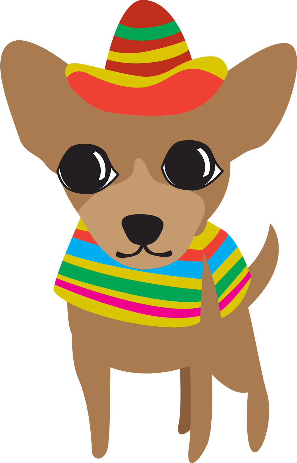 Chihuahua dog clipart picture free download cincodemayo chihuahua dog - Sticker by angie nelson picture free download