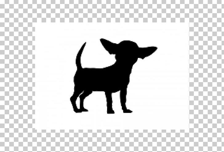 Chihuahua silhouette clipart vector freeuse stock Chihuahua Pug Puppy Silhouette PNG, Clipart, Animals, Black And ... vector freeuse stock