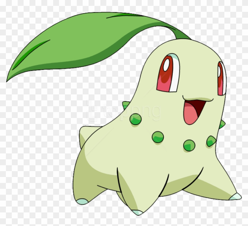 Chikorita clipart jpg black and white stock Free Png Download Pokemon Clipart Png Photo Png Images - Chikorita ... jpg black and white stock