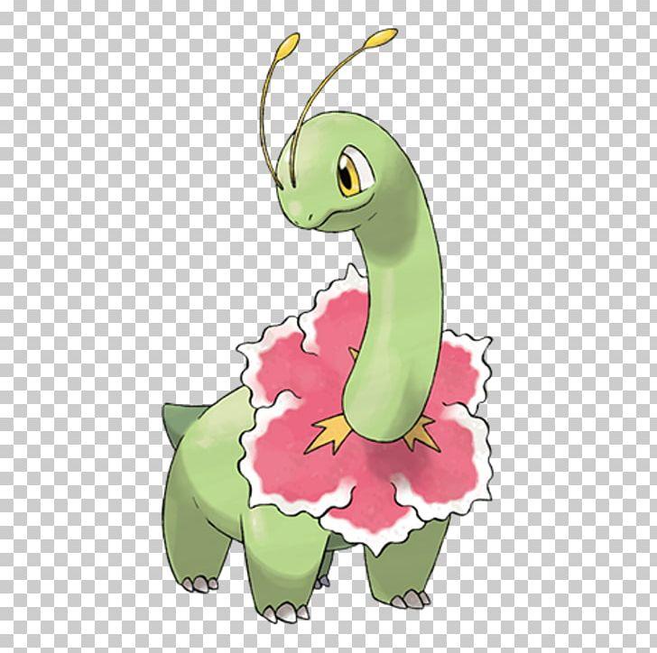 Chikorita clipart picture free stock Pokémon Gold And Silver Meganium Pokémon Adventures Chikorita PNG ... picture free stock