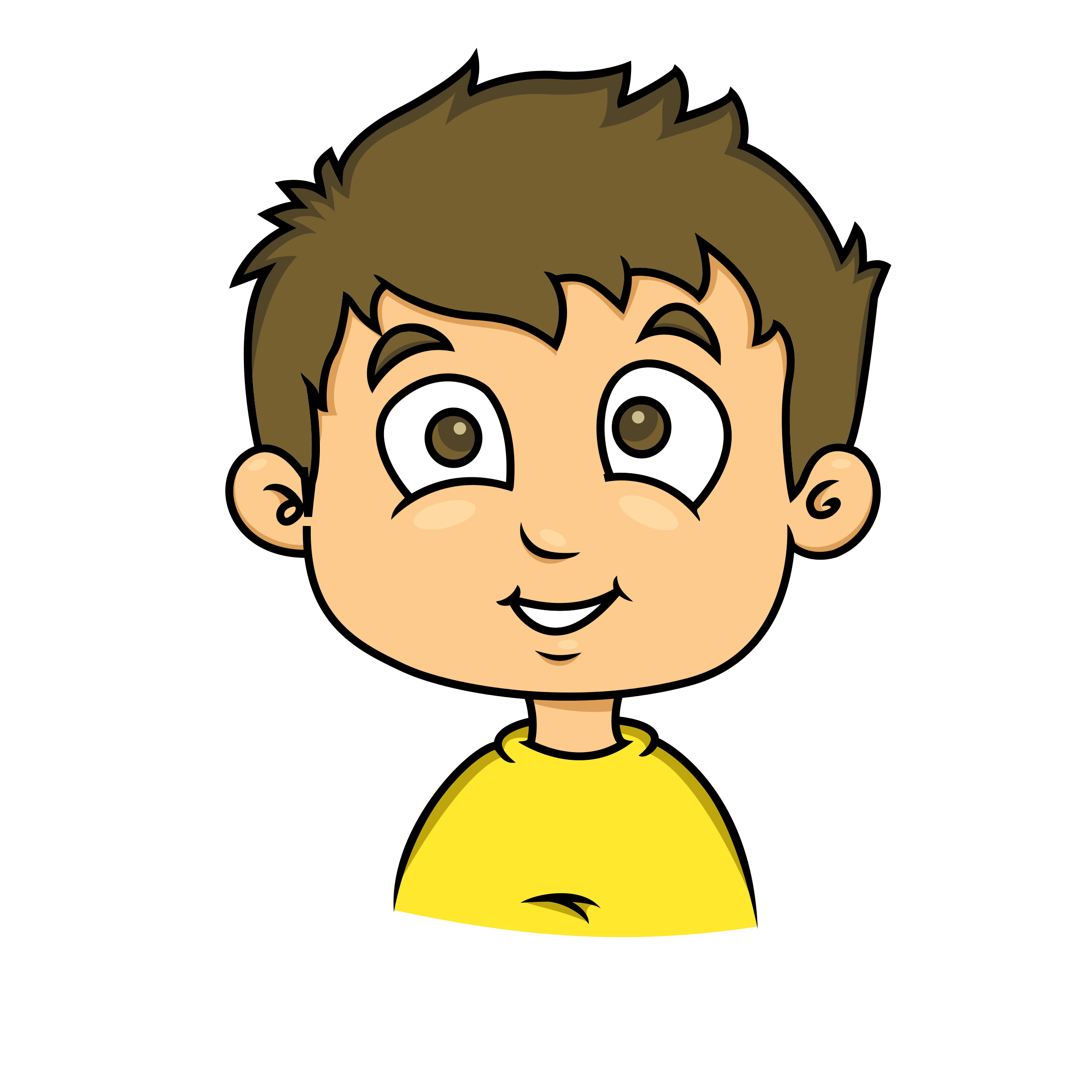 Clipart kid smile picture library Children child clipart clipart - Cliparting.com picture library