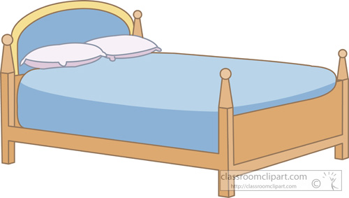 Child bed clipart png black and white library Bed Clipart | Free download best Bed Clipart on ClipArtMag.com png black and white library
