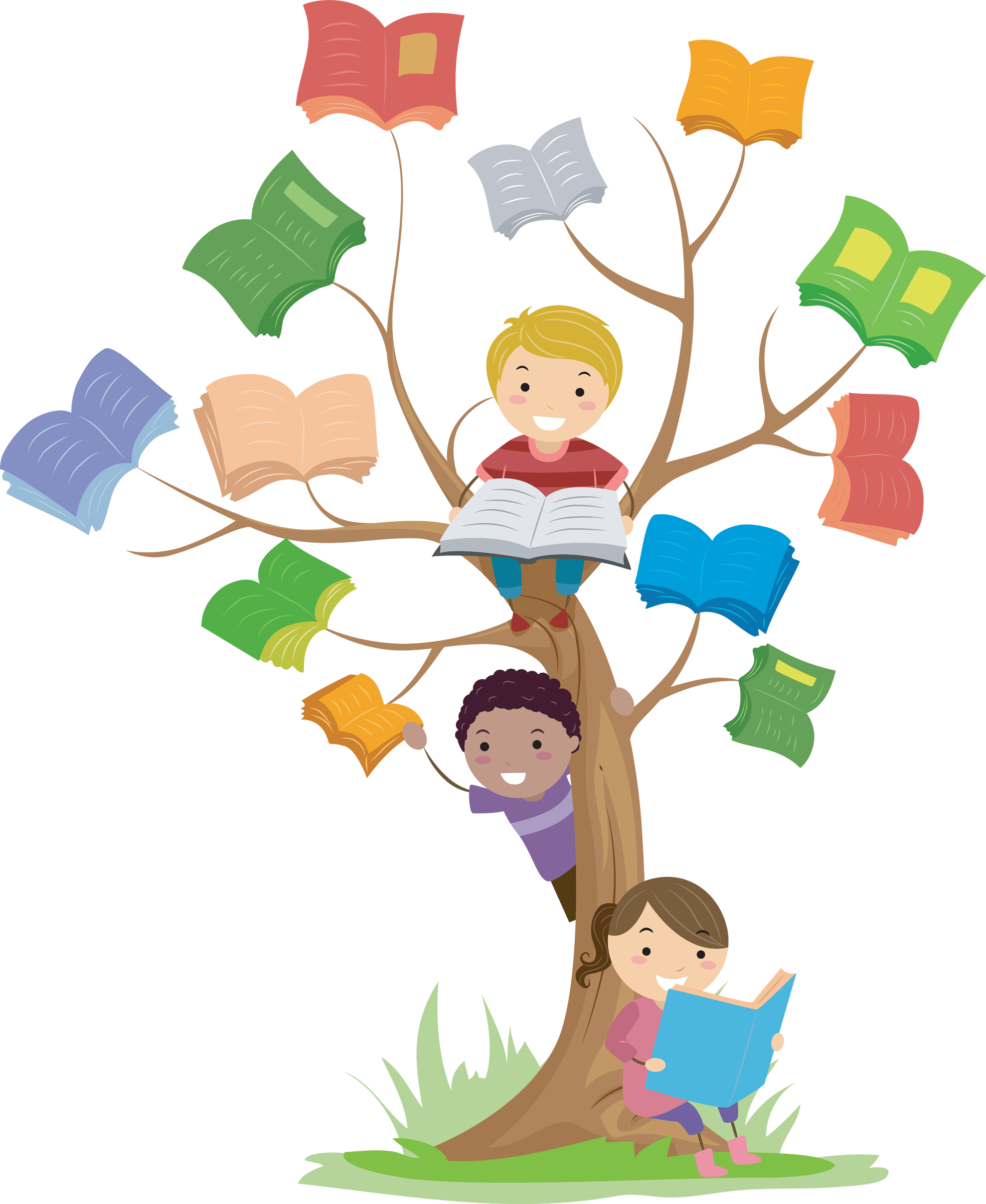 Education tree clipart clipart free download Kids Learning Clipart Image Group (84+) clipart free download