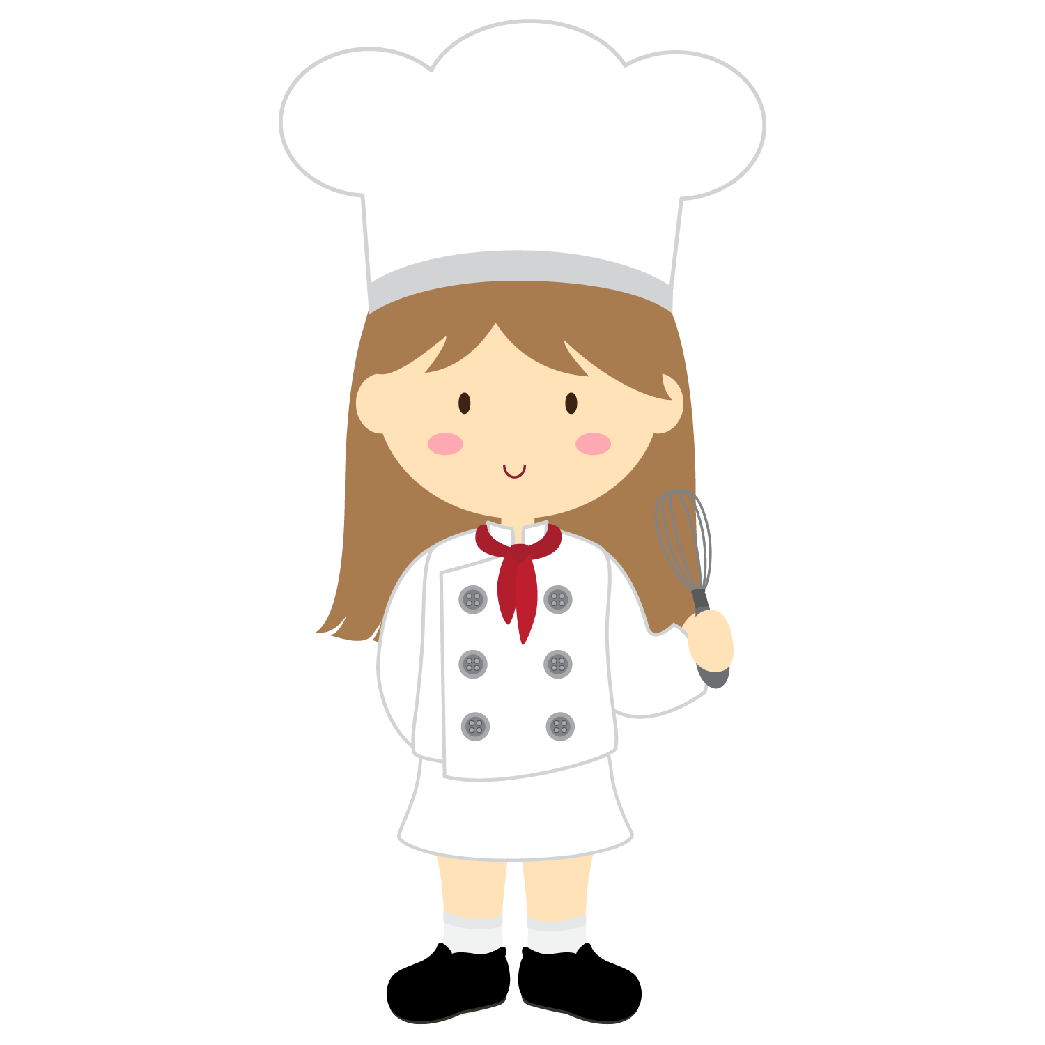 Child chef clipart svg freeuse download Pin by Hana on Dekorace | Clip art, Cartoon chef, Kitchen art svg freeuse download