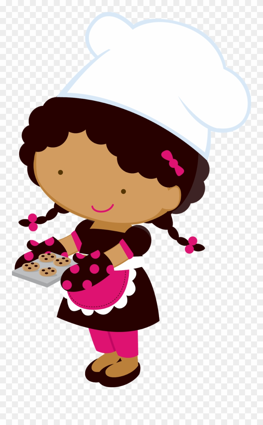 Child chef clipart svg transparent stock Image Royalty Free Collection Of Girl Chef Png High - Little Chef ... svg transparent stock