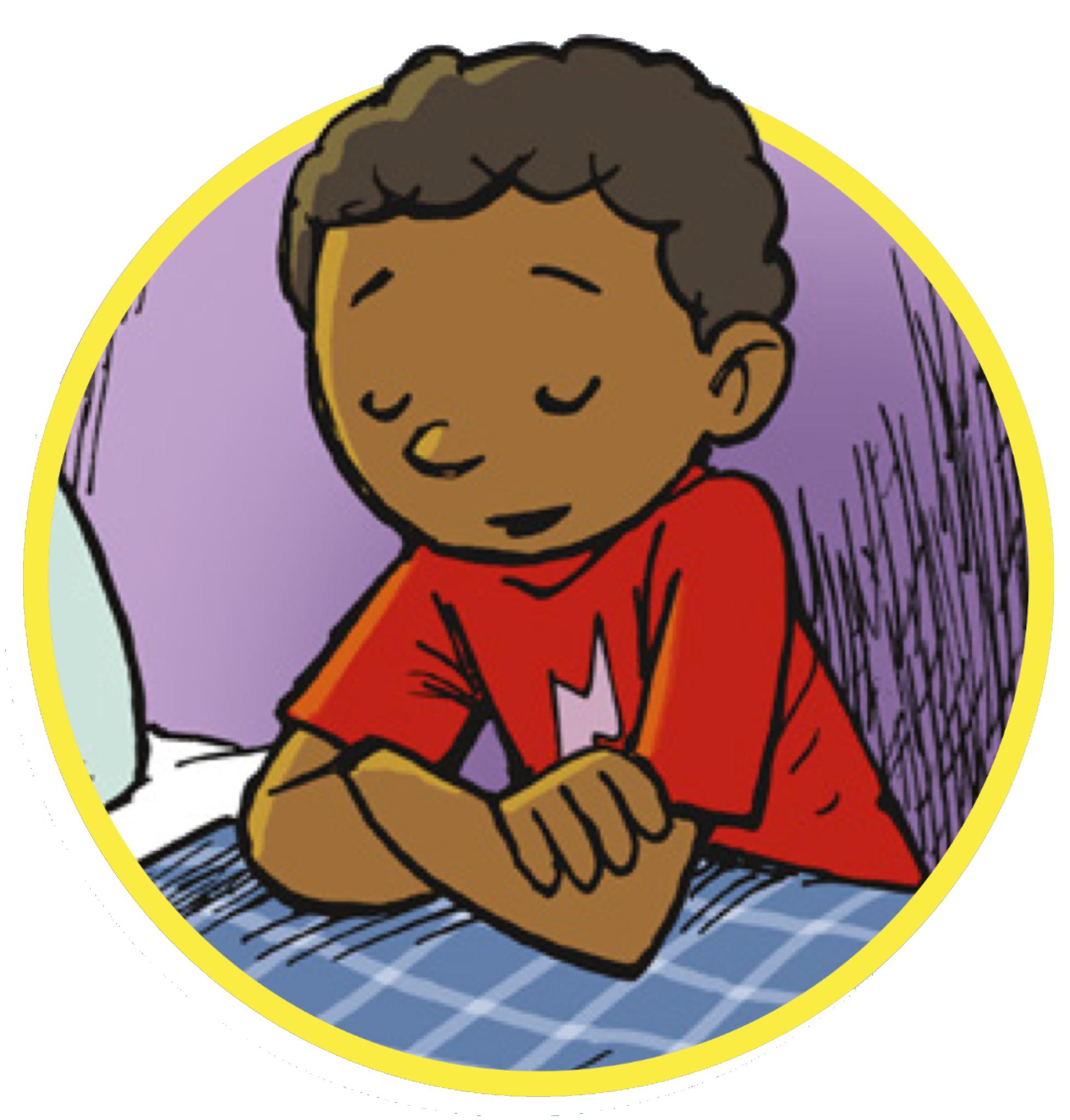 Child choosing clipart clipart royalty free library Prayer: Clipart - Teaching Children clipart royalty free library