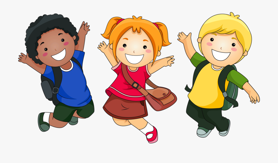 Free clipart kids happy to go back to school clip transparent library Children Sharing Clipart - School Children Clipart #88723 - Free ... clip transparent library