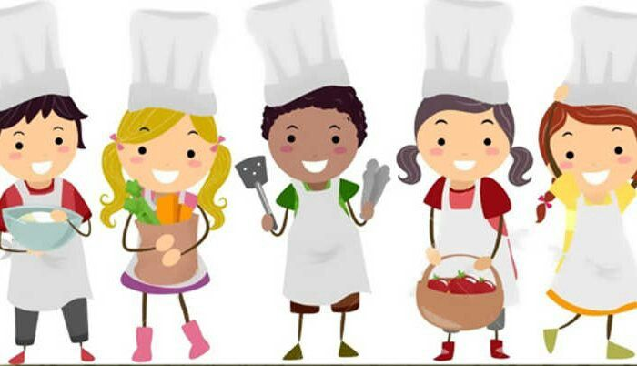 Child cooking clipart clipart free stock Pin by Marthagurungg on 童   Cooking clipart, Chef school, Cooking ... clipart free stock