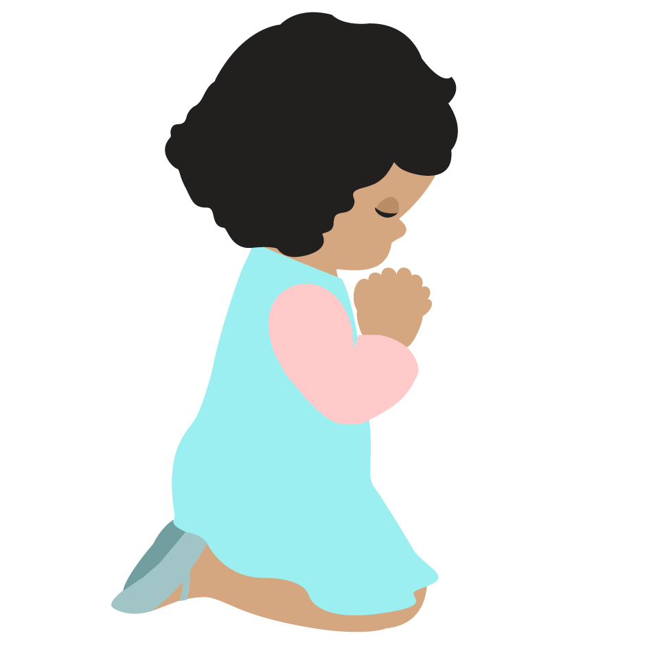 Kids cross clipart clipart freeuse library Images For > Child Praying Hands Clipart - Cliparts.co | Especially ... clipart freeuse library