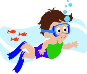 Kids swimming clipart free svg library stock Boy swimmer free clipart kid | deby | Business for kids, Clip art ... svg library stock