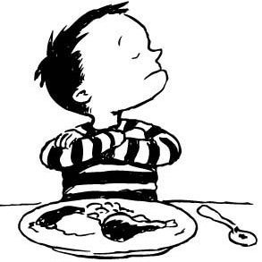 Child eating vegetables clipart black and white clip art free Healthy Food Clipart Black And White clip art free
