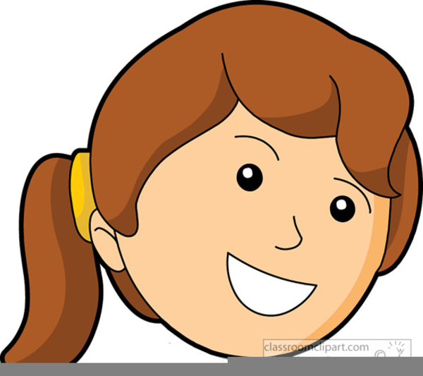 Happy kid face clipart jpg free download Happy Child Face Clipart Free Images At Clker Com Vector Clip ... jpg free download