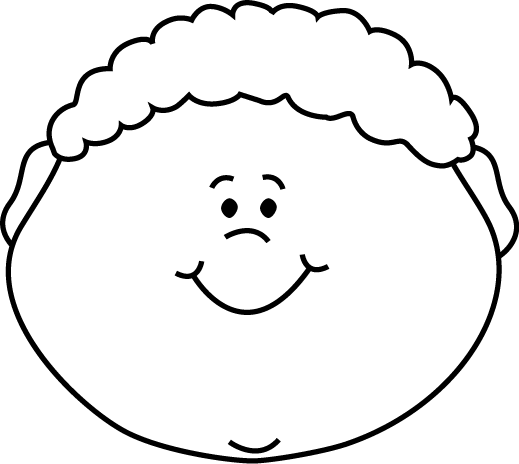 Child face clipart black and white jpg royalty free download Black and White Little Boy Happy Face | Think Sheets and More ... jpg royalty free download