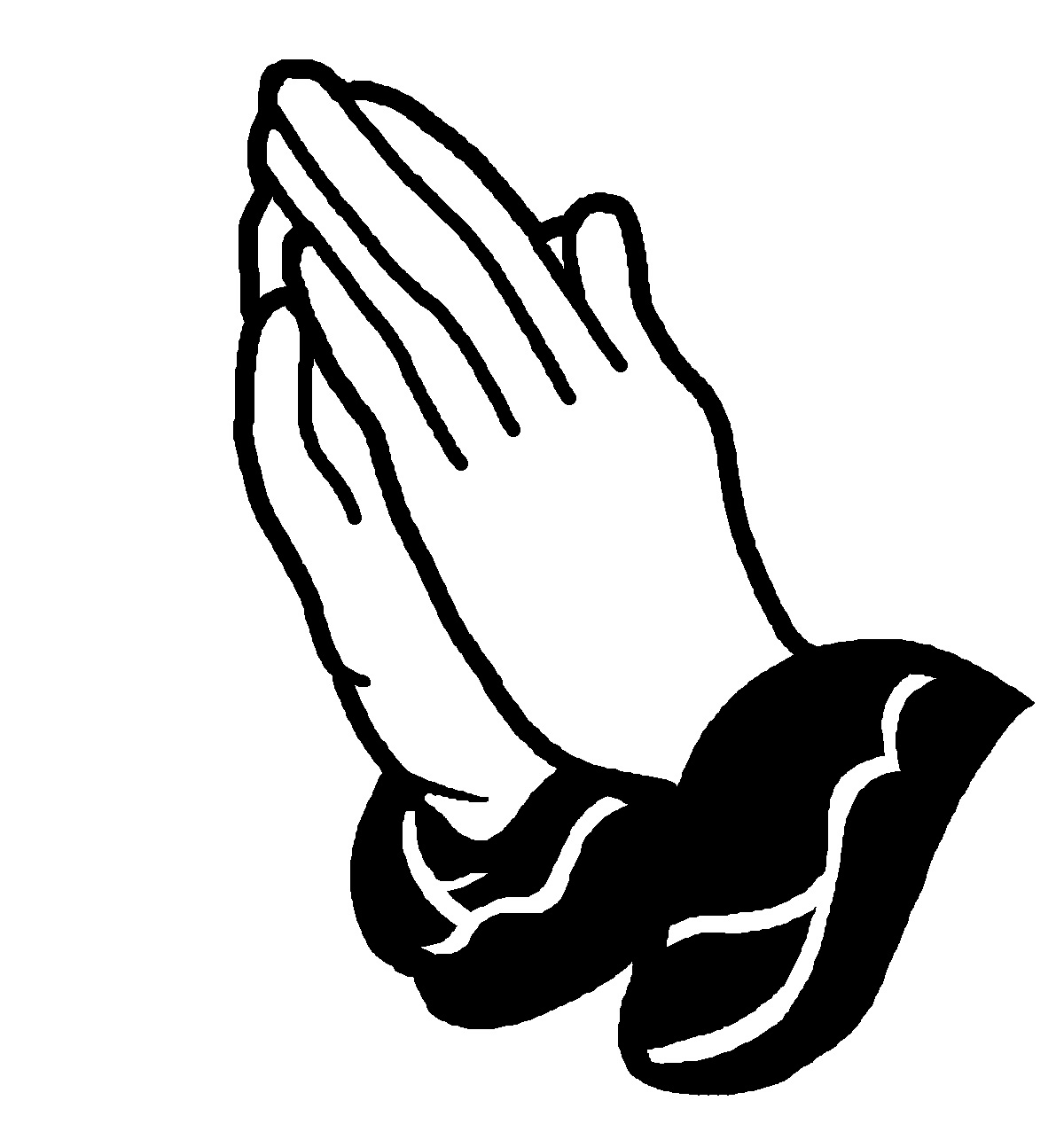 Clipart praying hands jpg library Free Fold Hands Cliparts, Download Free Clip Art, Free Clip Art on ... jpg library