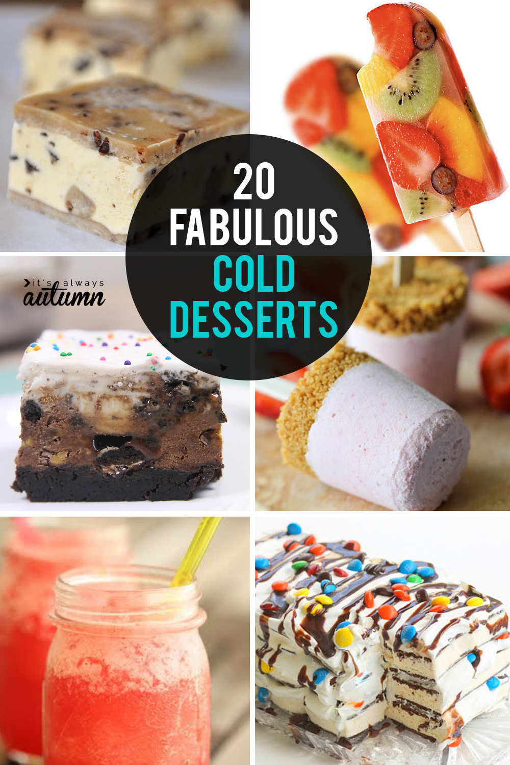 Sweets and treats clipart heat svg library 20 fantastic cold desserts to cool off with this summer! - It\'s ... svg library