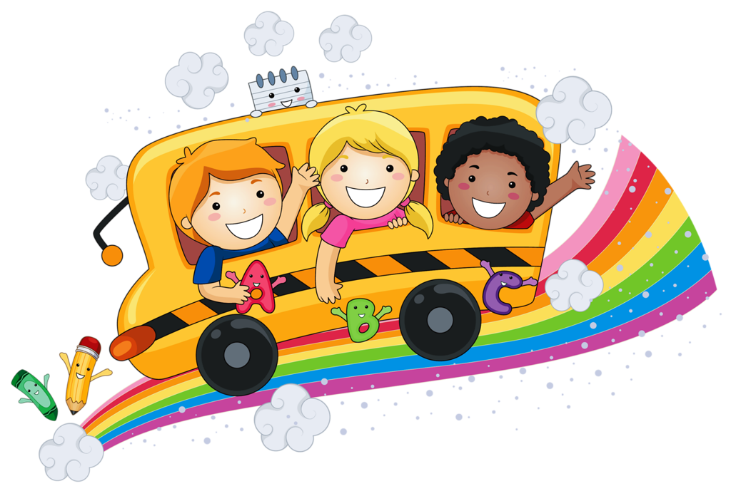 Off to school clipart banner free stock Kids (3).png | Pinterest | Clip art, School and Crayons banner free stock