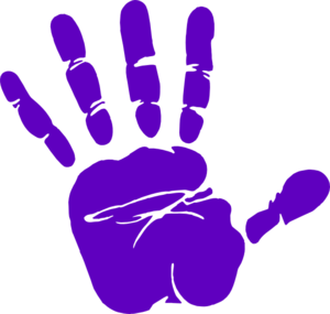 Kids handprint clipart picture library stock Kids Handprint Clipart | Clipart Panda - Free Clipart Images picture library stock