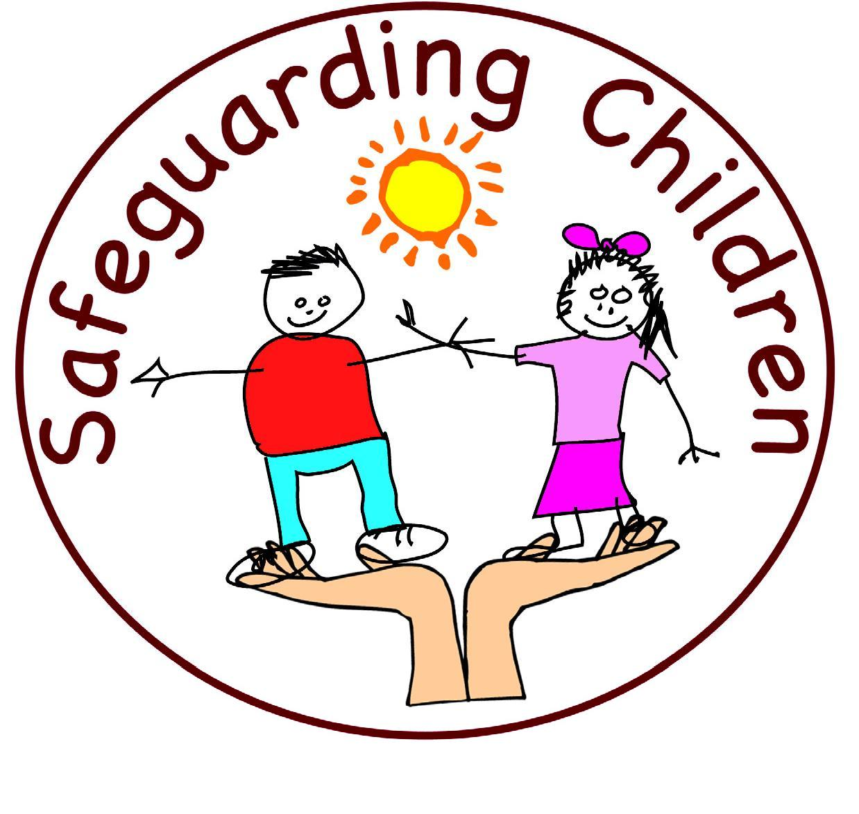 Child helping a child to be safe clipart jpg free download KEEPING CHILDREN SAFE 2 (under construction) | Foxhills Junior School jpg free download