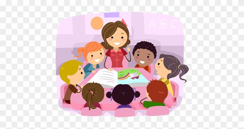 Child helping teacher clipart svg royalty free Children and teacher clipart 4 » Clipart Portal svg royalty free