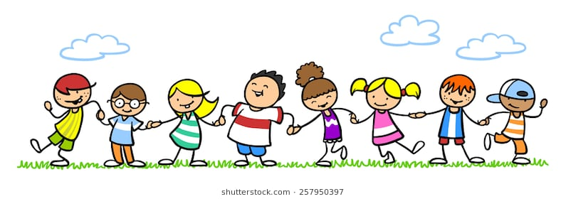 Clipart kids holding hands graphic stock Children Holding Hands Clipart (93+ images in Collection) Page 2 graphic stock