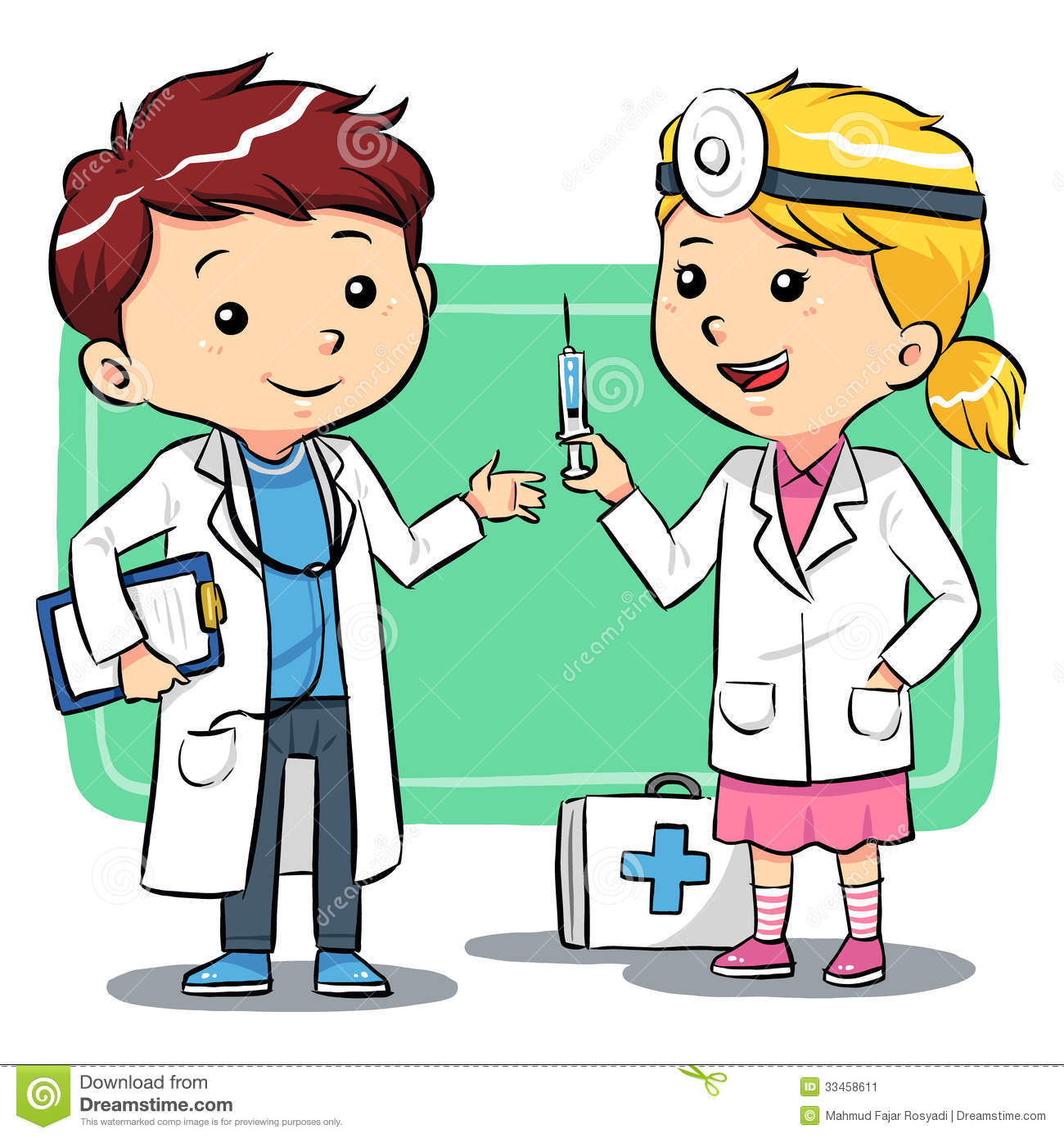 Kids doctor clipart svg free library Doctor Pictures For Kids Group with 64+ items svg free library