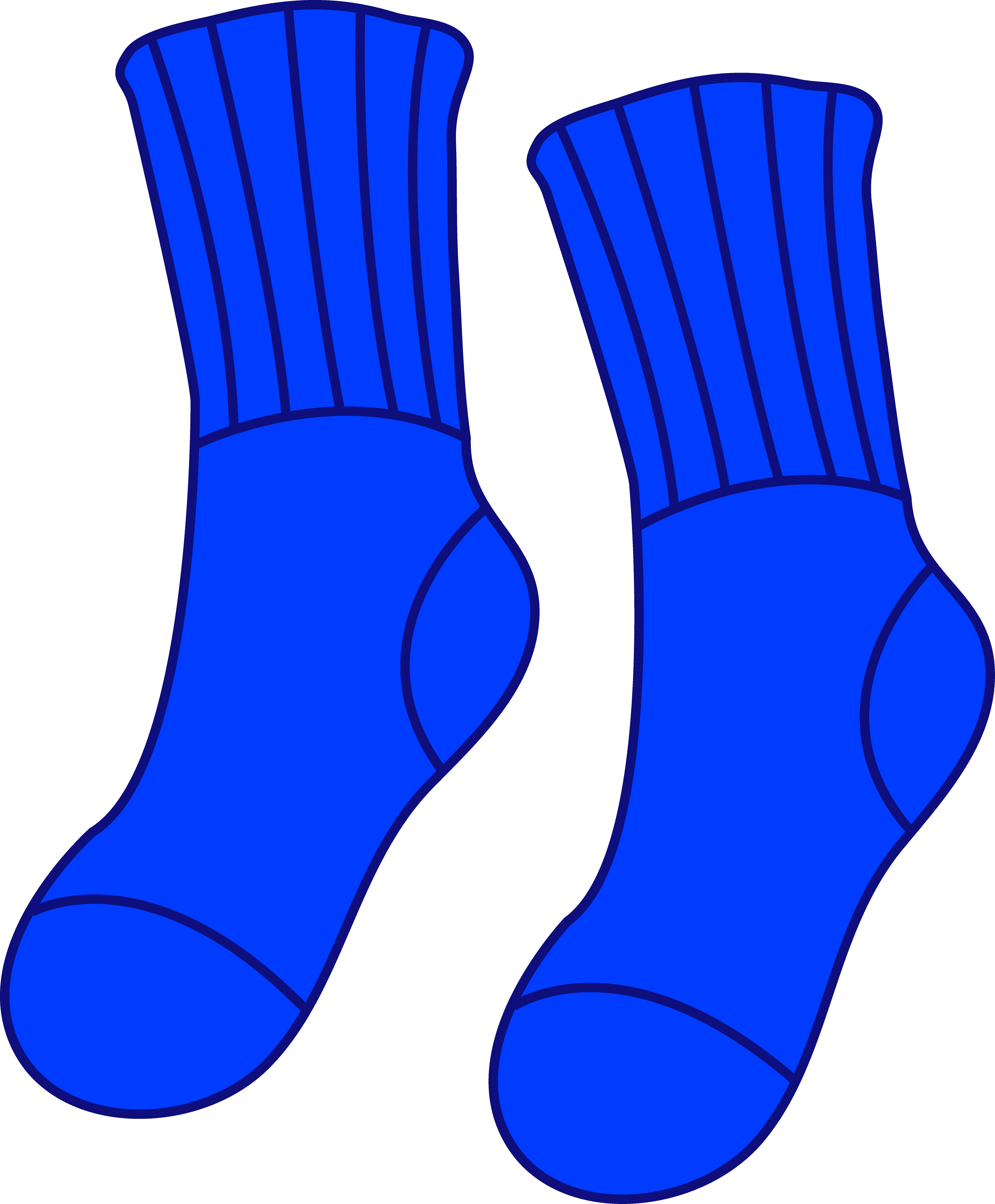 Shirt pants and socks clipart clipart library library Free Blue Socks Cliparts, Download Free Clip Art, Free Clip Art on ... clipart library library