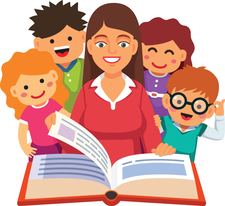 Child read a book clipart banner library stock How to encourage your children to read. — Steemit banner library stock