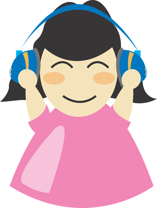 Child read a book clipart clipart royalty free library The Case for Audiobooks - Lexercise clipart royalty free library
