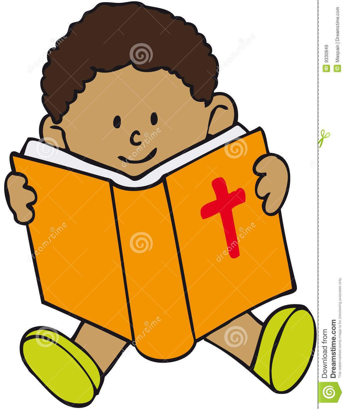 Clipart reading bible png download Reading Bible Clip Art | ... -haired child reading sat in the floor ... png download
