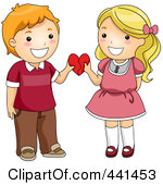 Child showing love clipart - ClipartFest image royalty free