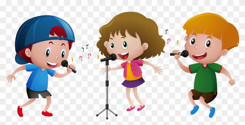 Child singing clipart graphic transparent library 28 Collection Of Children Singing Clipart Png - Singing And Dancing ... graphic transparent library