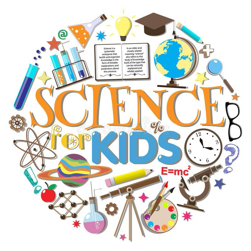Child symbols clipart graphic Download science symbols for kids clipart Science project | Science ... graphic