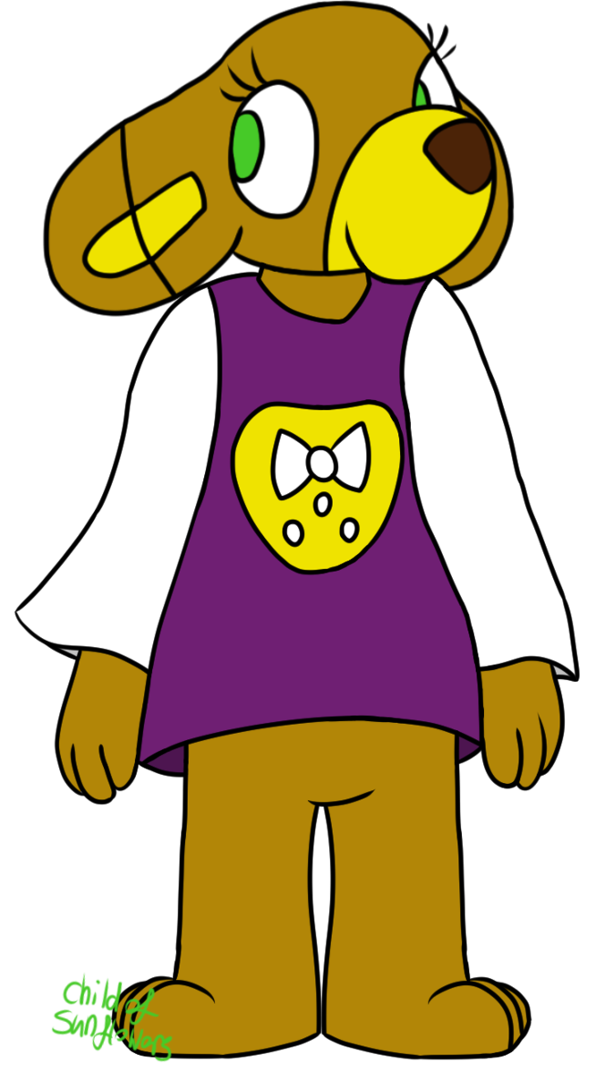 Child under the sun clipart png royalty free FNaF.Undertale: Spring Bonnie AU Artwork:. by Child-of-Sun-Flowers ... png royalty free
